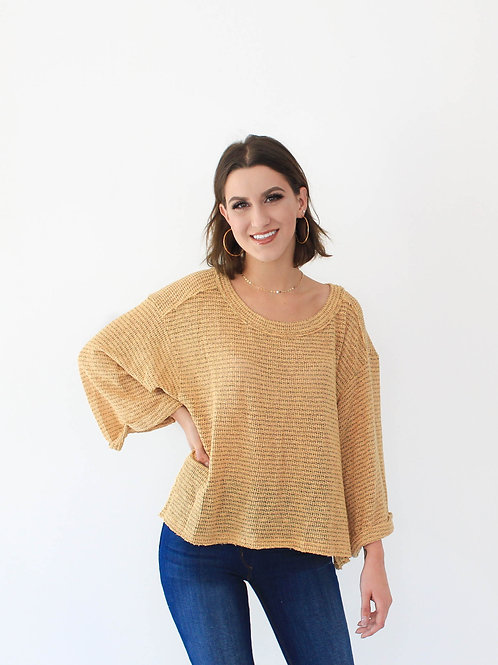 'Happy Days' Sweater