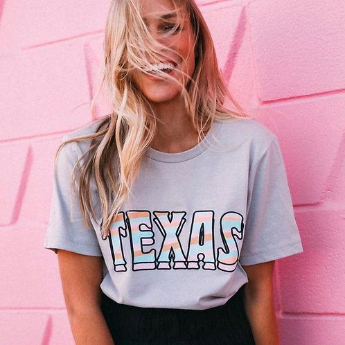 """Groovy Texas"" Graphic Tee"