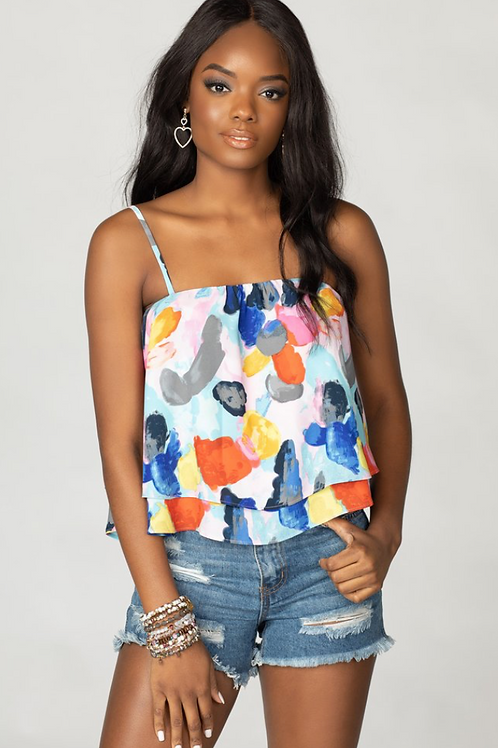 "Buddylove ""Geena Picasso"" Tank Top"