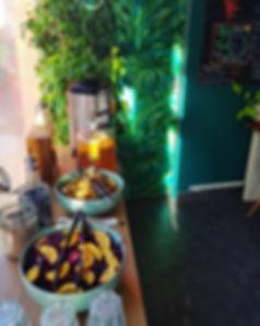 Restaurant végétarien Lula Cantine Bio & Veggie Paris