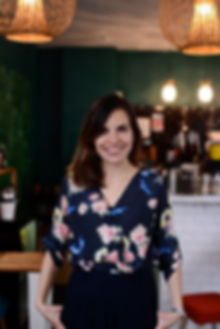Luciana Santos chef de Lula Cantine Bio et Veggie