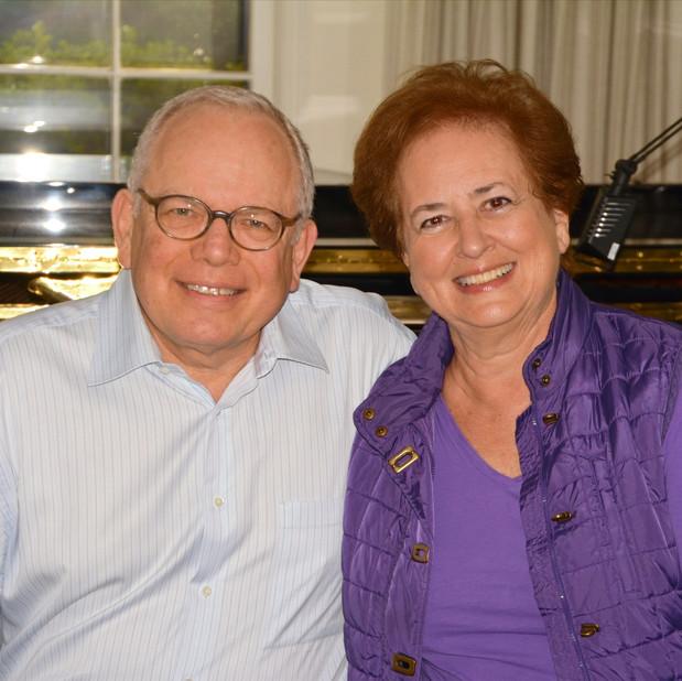 Peter Takács (Faculty, Oberlin Conservatory) & Bonnie