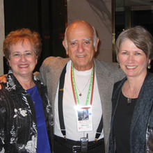 Bonnie, Milton Stern, Marilyn Roth (New England Conservatory Prep)