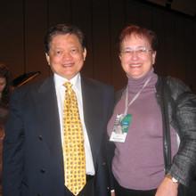 Emilio del Rosario (Faculty, Music Institute of Chicago) & Bonnie