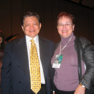 Emilio del Rosario (Faculty, Music Institute of Chicago) & Bonnie