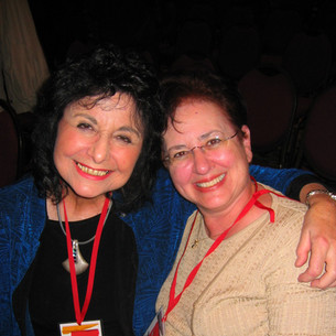 Lilian Livingston (Faculty, Westminster Choir College) & Bonnie