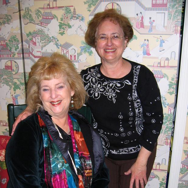 Ingrid Clarfield (Faculty, Westminster Choir, Pedagogue) & Bonnie