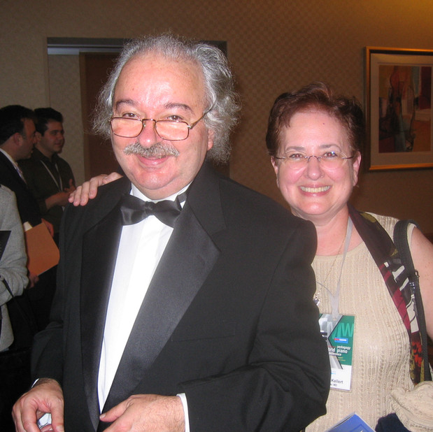 Luis de Moura Castro (Faculty, Hartt School of Music) & Bonnie