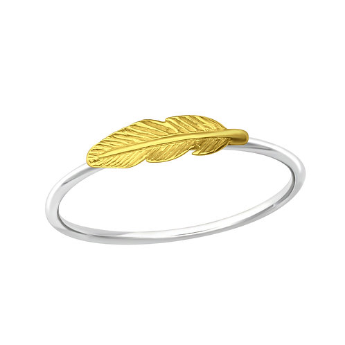 """""""Feather"""" Ring"""