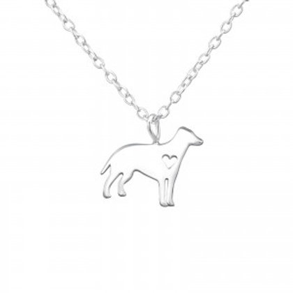 """Love for Dogs"" Necklace"