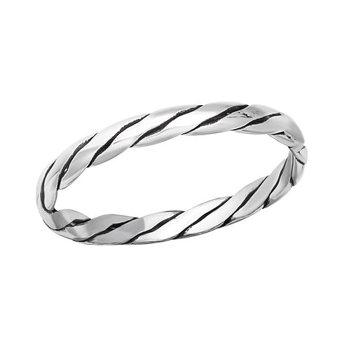 """Stripes"" Ring"