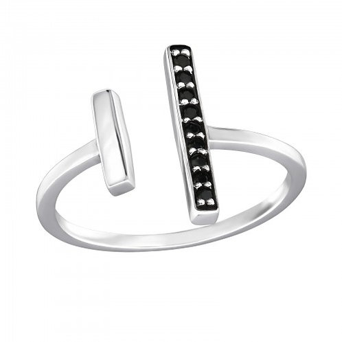 """""""Twins"""" Ring"""