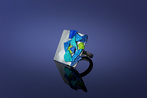 """Gaudi on My Mind"" Ring"