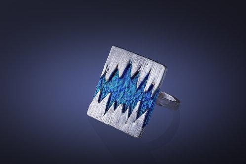 """""""Tactile Flow"""" Ring"""