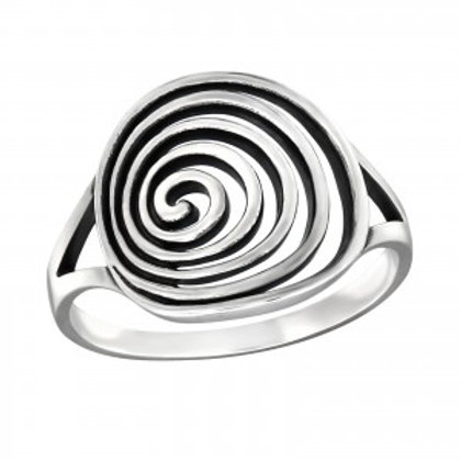 """""""Spiral"""" Ring"""