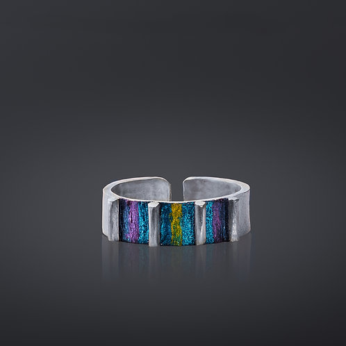 """""""Parallel Dimensions"""" Ring"""
