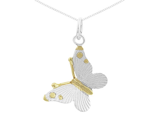 """""""Gentle Butterfly""""Necklace"""
