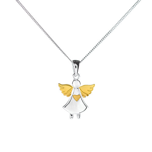"""Loving Angel"" Necklace"