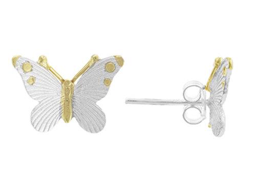 """""""Gentle Butterfly"""" Earrings"""