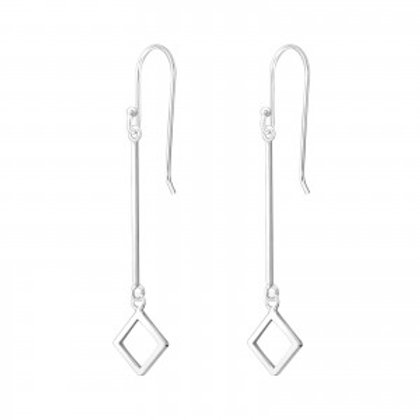 """Geometry"" Earrings"