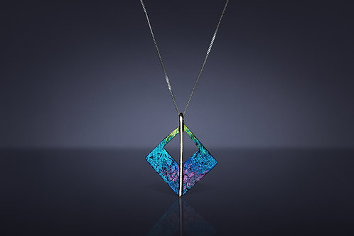 """""""Sky & Earth as One"""" Necklace"""