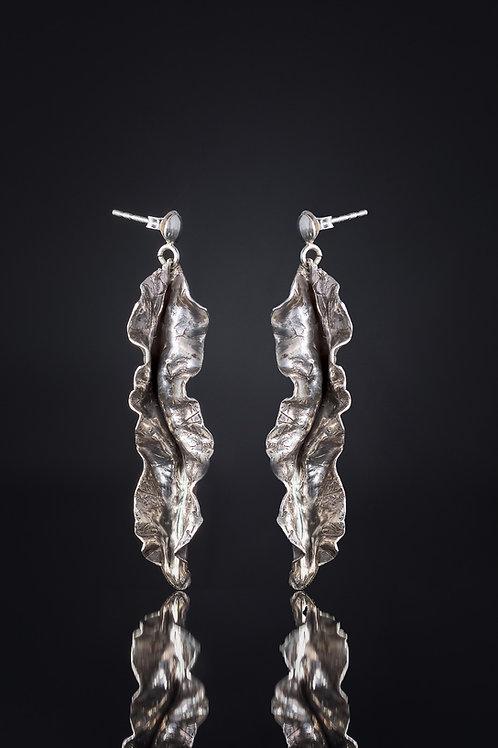 """Maple Leaf"" Earrings"