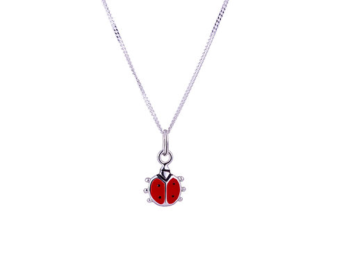 """Lady Bird"" Necklace"