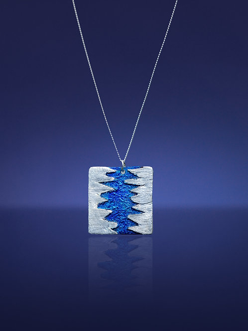 """Tactile Flow"" Necklace"