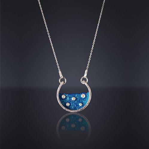 """Polka Dots"" Necklace"