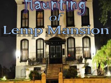 Lemp Mansion Book Signings