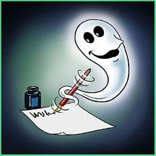 How To Write A Ghost Story! Ages 8-13