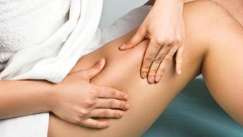 Антицеллюлитный массаж ноги/руки
