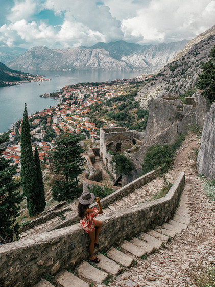 MEDIEVAL MONTENEGRO: A COMPLETE GUIDE TO KOTOR, BUDVA & SVETI STEFAN