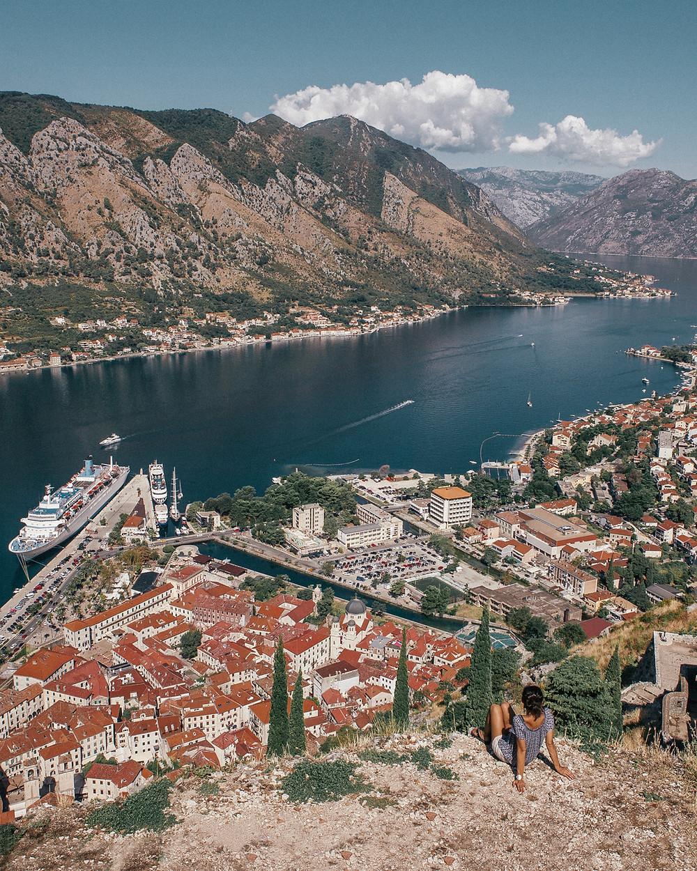 Kotor Viewpoint, Montenegro