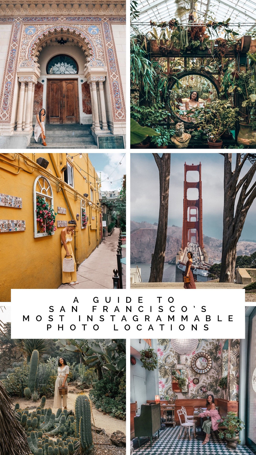 San Francisco Instagram Travel Guide