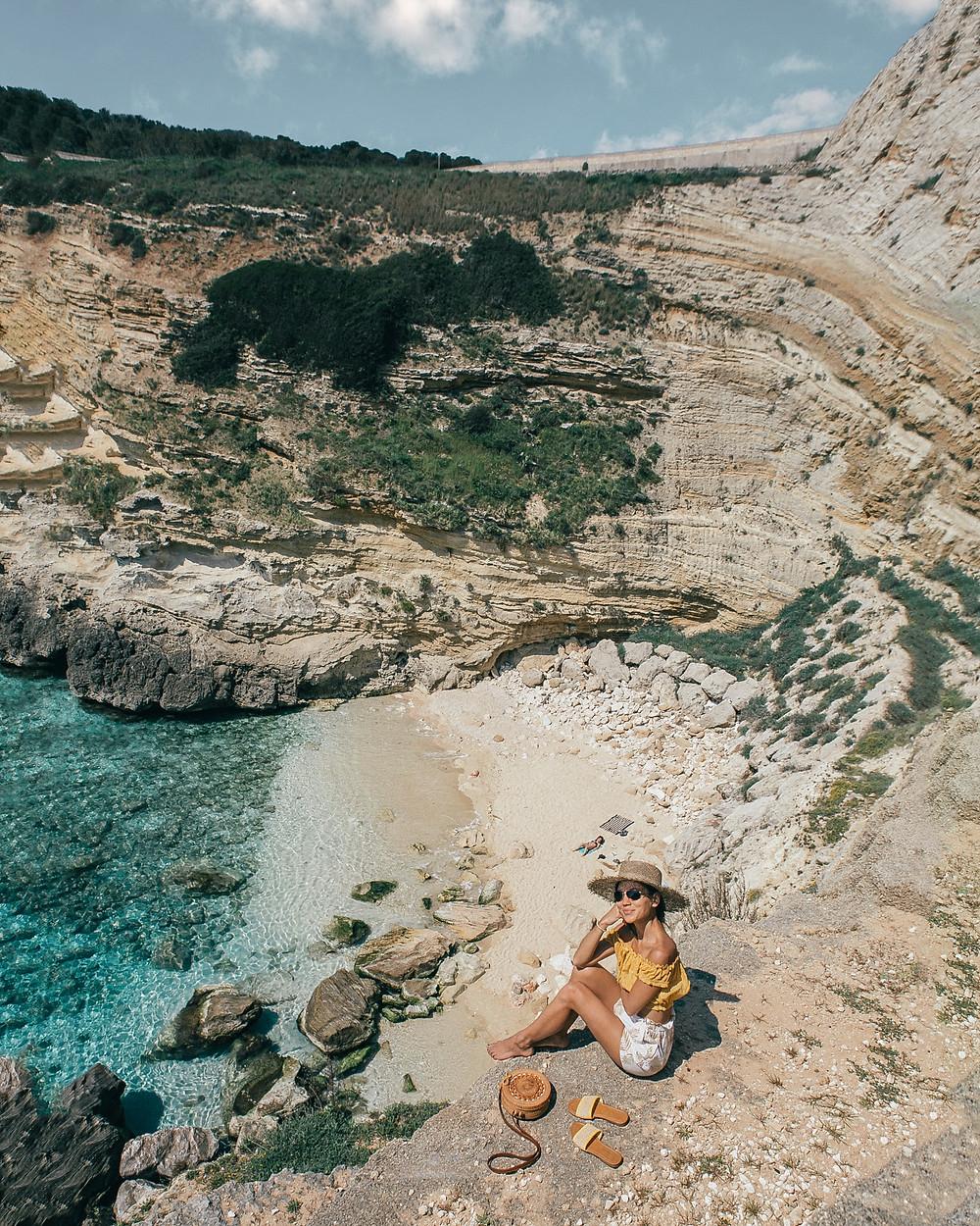 Porto Miggiano, Puglia, Italy