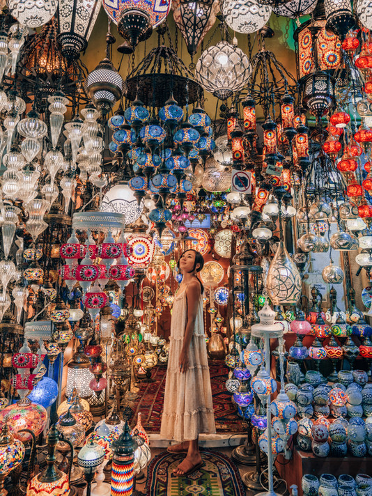 A FIRST TIMER'S GUIDE TO ISTANBUL, TURKEY