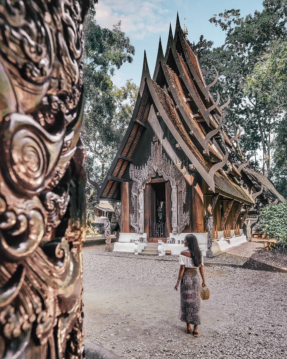 Baan Dam, House of Black and White, Chiang Rai, Thailand