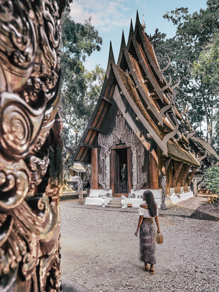 NORTHERN THAILAND: CHIANG RAI  AND CHIANG MAI TRAVEL GUIDE