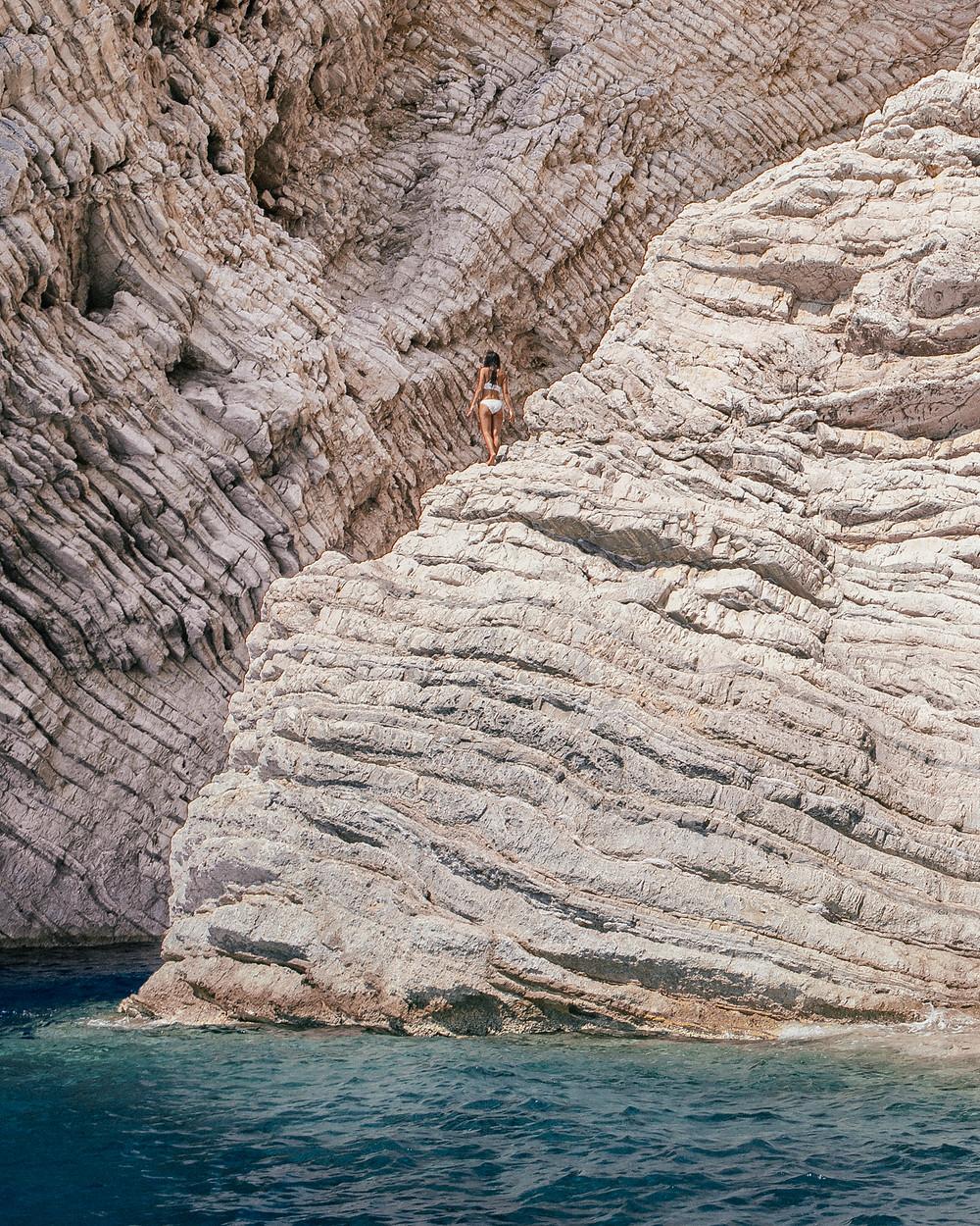 Corfu Coves, Greece