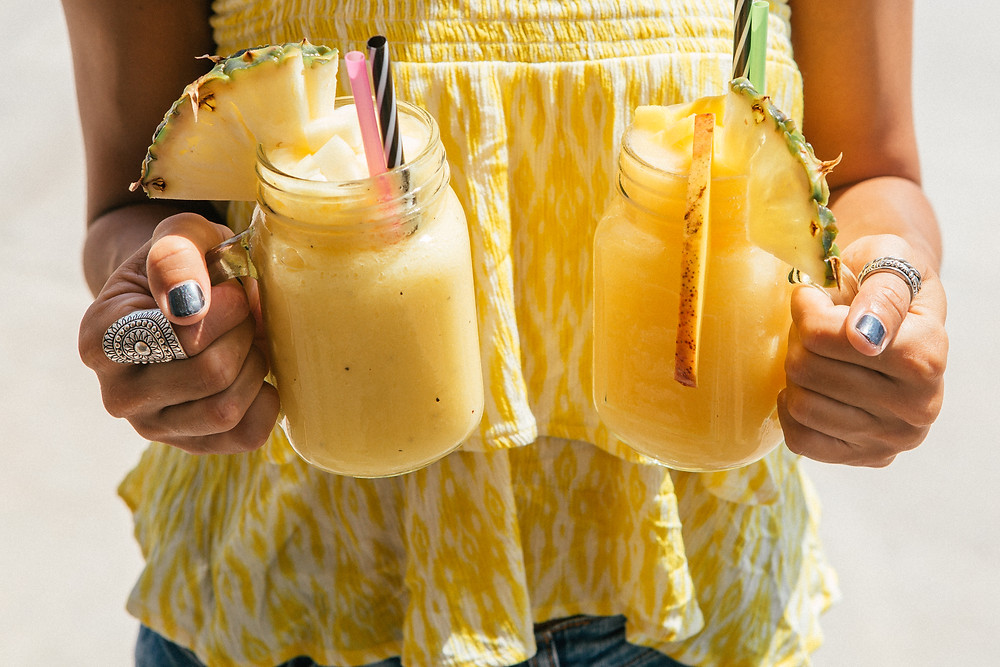 Fresh Juice, Agios Georgios Beach, Corfu