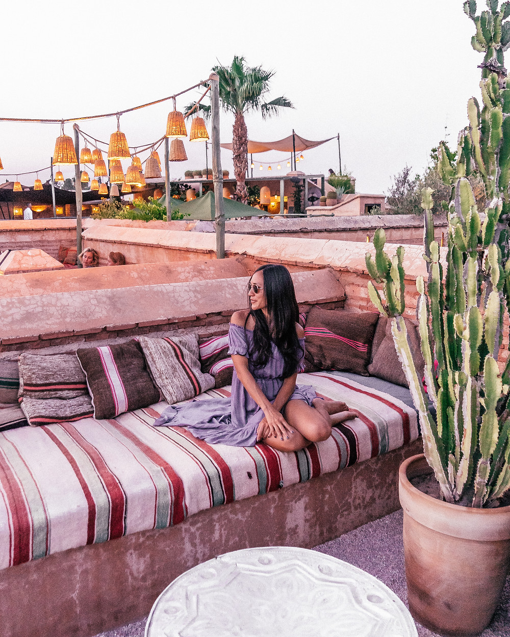 El Fenn, Marrakech, Morocco