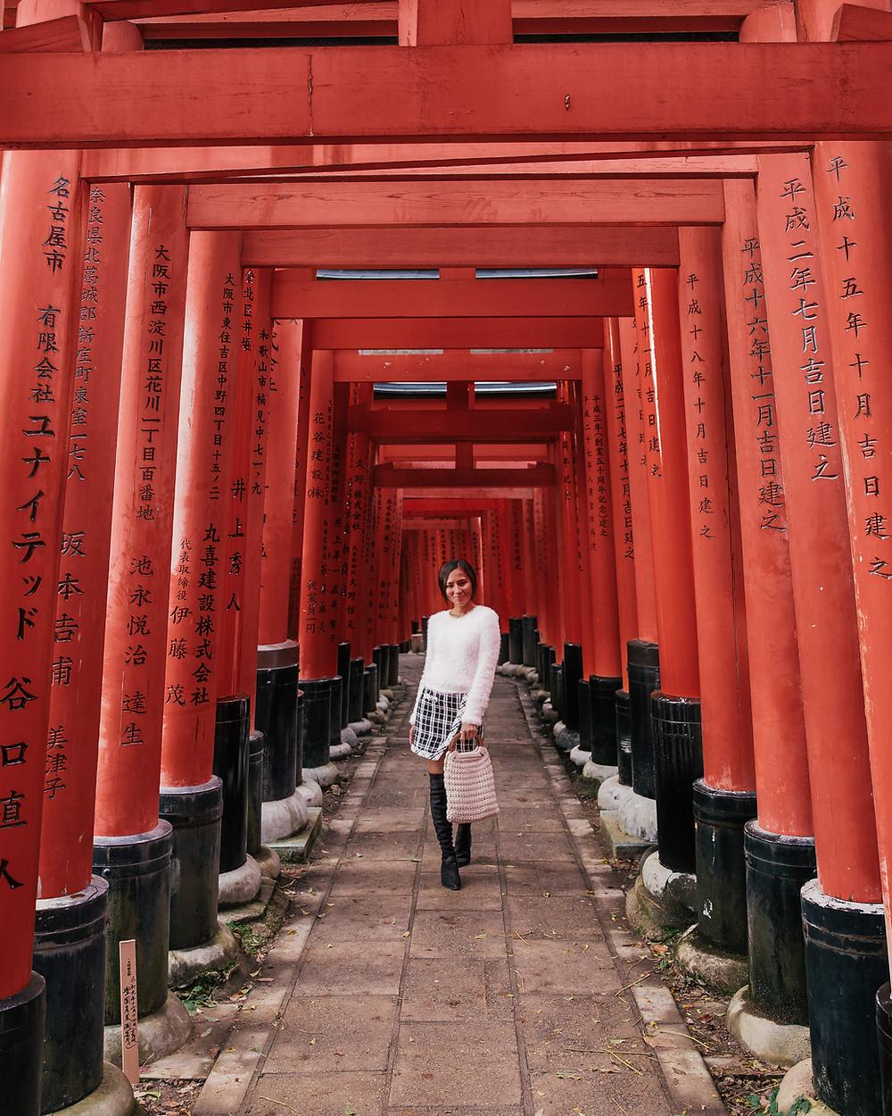 Fushimi Inari Taisha, Kyoto, Japan