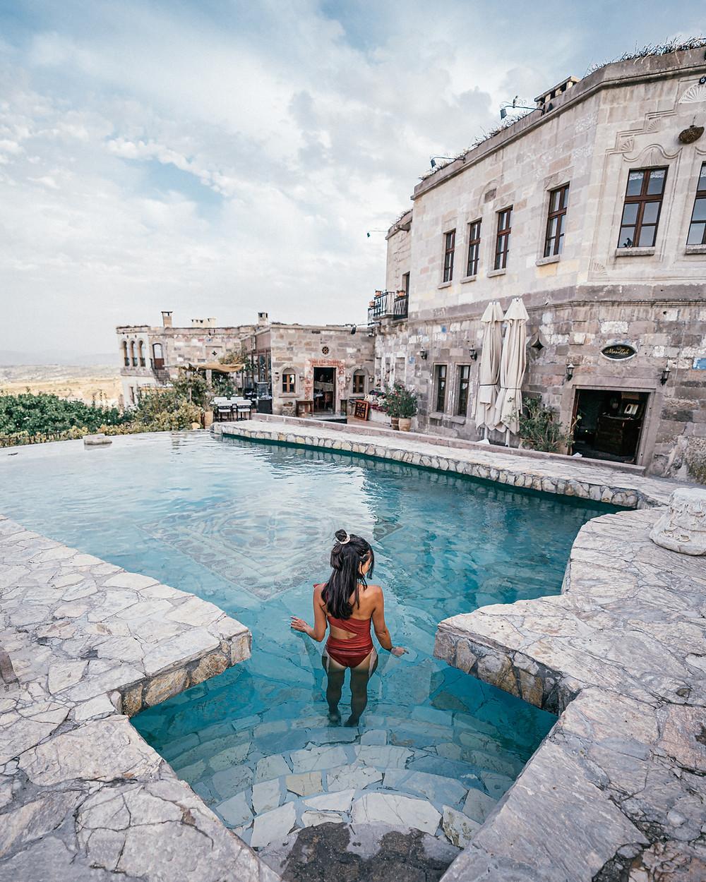 Museum Hotel, Uchisar, Cappadocia, Turkey