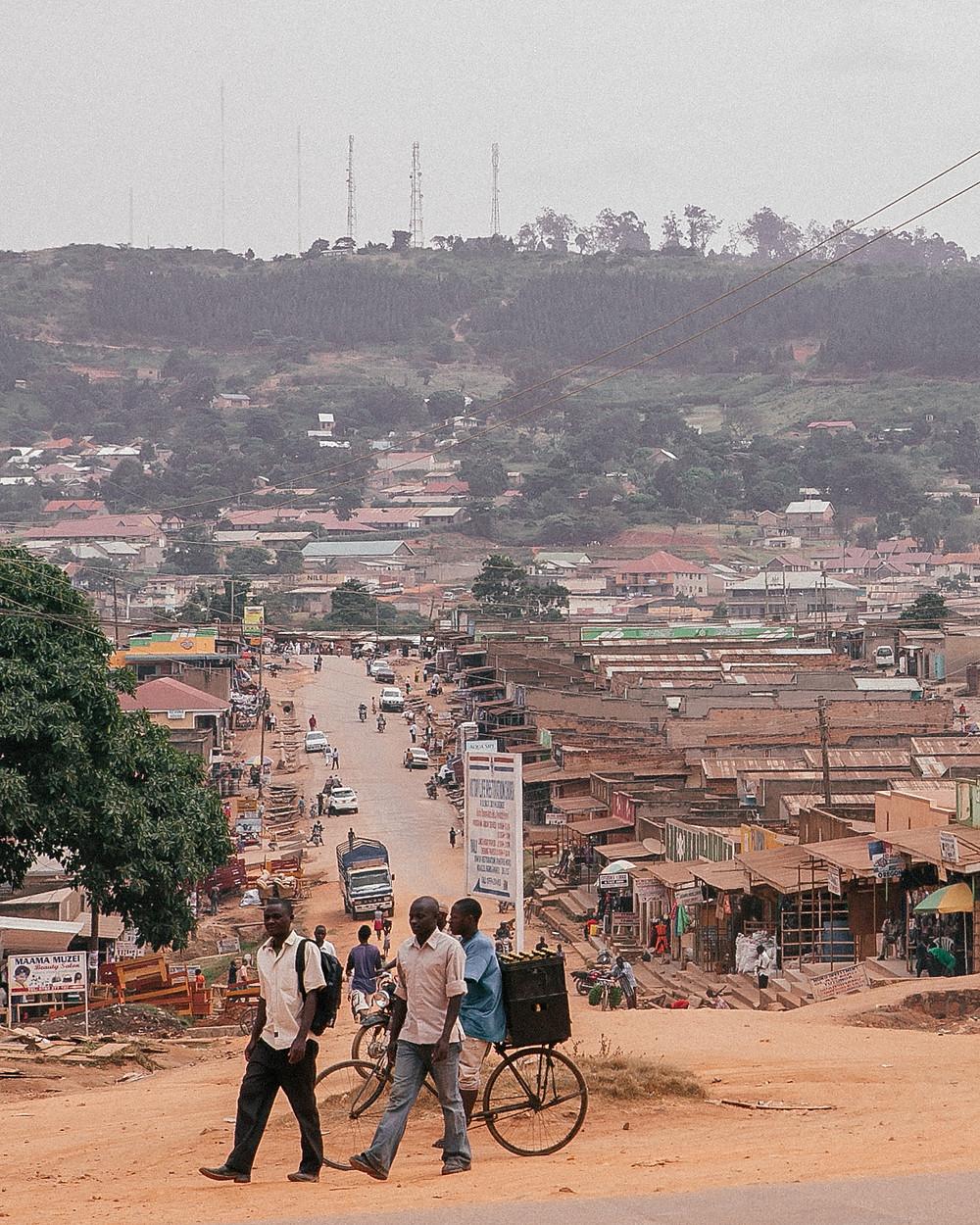 Uganda Streeets