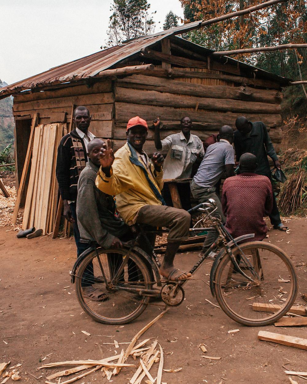 Uganda Locals