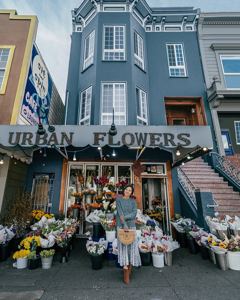 Urban Flowers, San Francisco, California