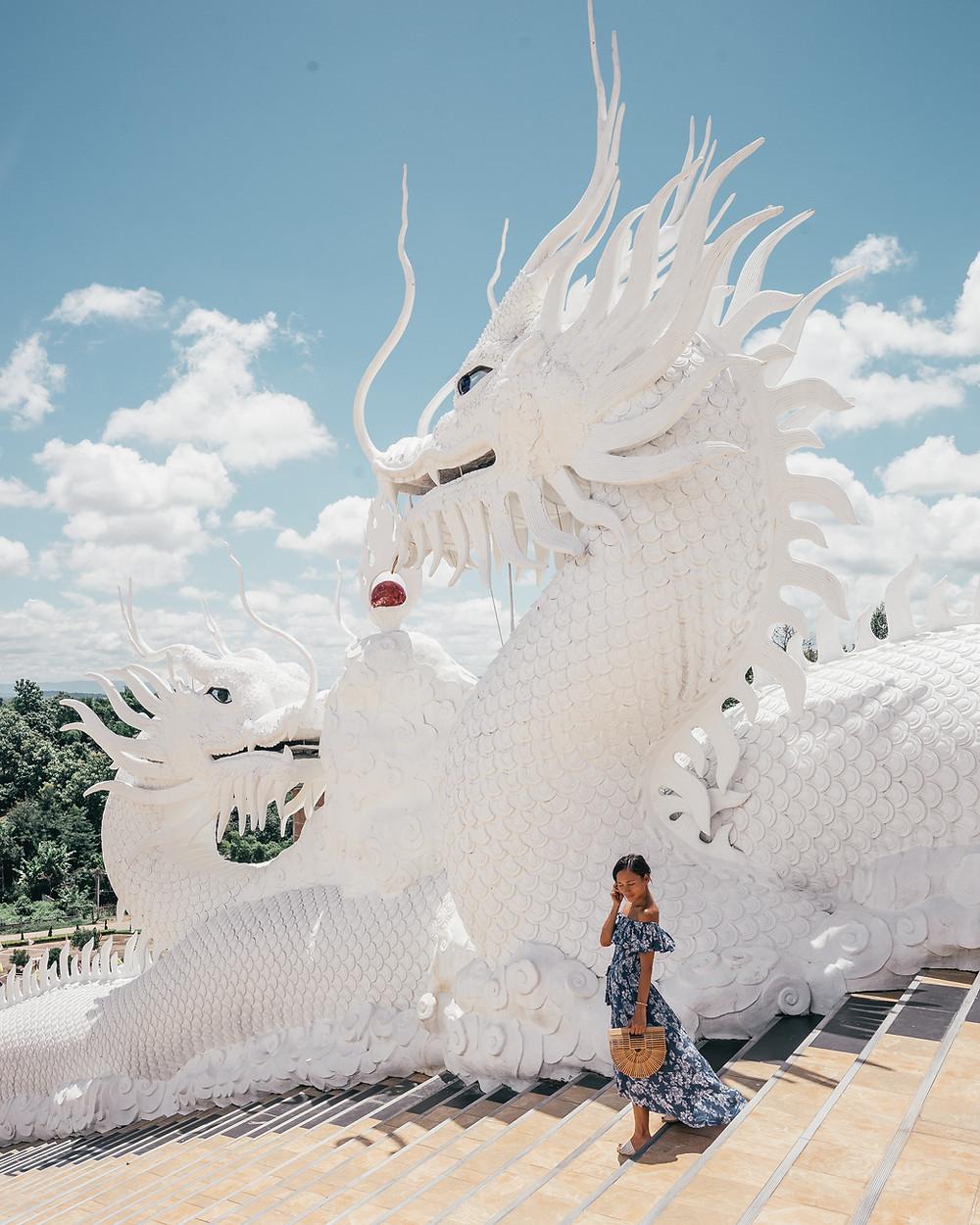 Wat Huay Pla Kung, Chiang Rai, Thailand