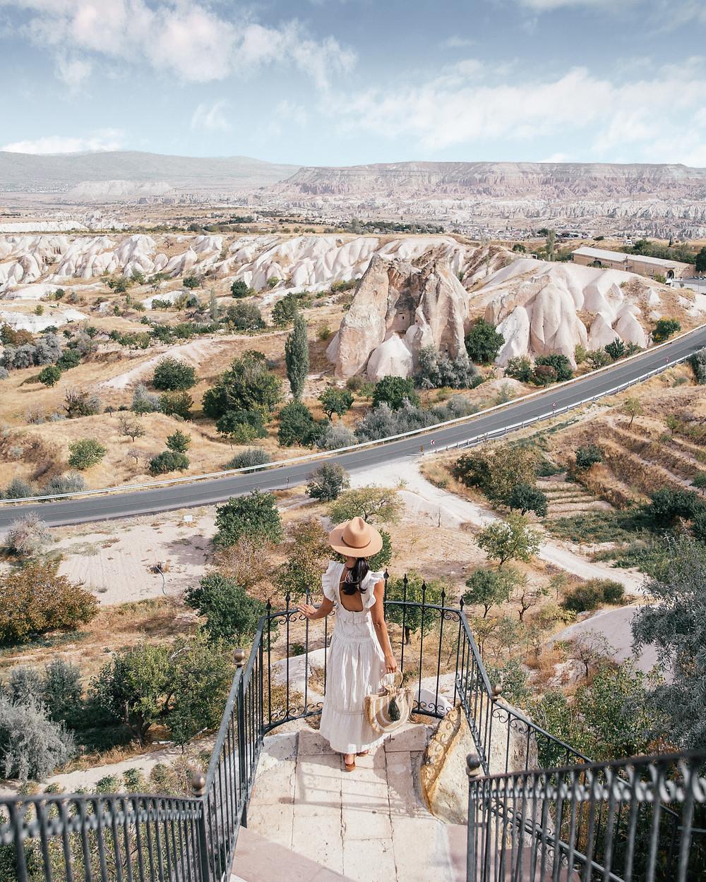Museum Hotel, Uchisar, Cappadocia
