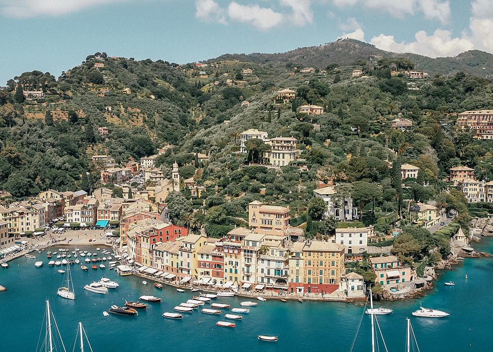 Castello Brown, Portofino Viewpoint, Italy